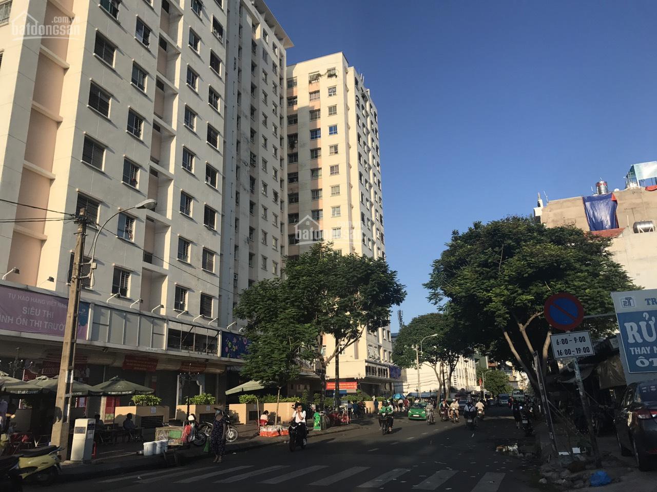 Cần bán gấp 2 căn hộ chung cư Ngô Gia Tự vị trí đẹp tại phường 2, quận 10  giá tốt nhất thị trường