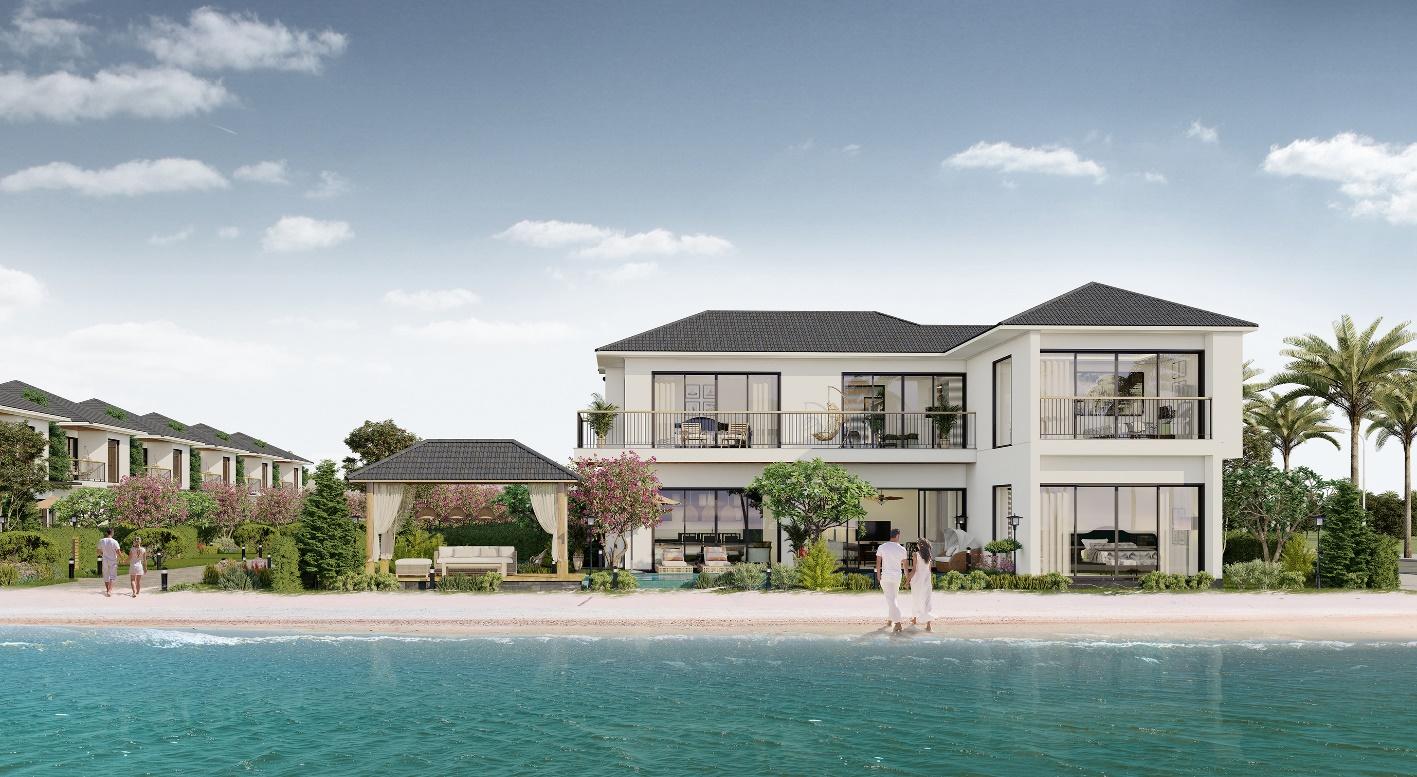 Andochine Resort Phú Quốc - Thanh khoản mạnh nhờ vị trí, sáng giá nhờ tầm nhìn