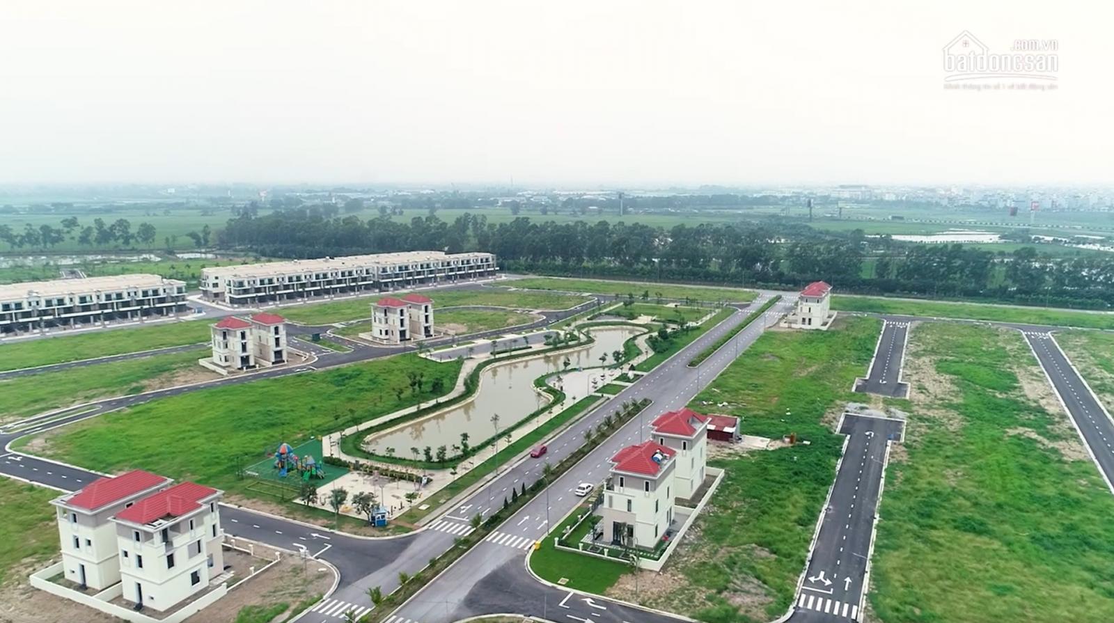 Centa City Bắc Ninh có nhiều không gian để xây dựng và bố trí khu vực nhà ở hài hòa với cảnh quan, tiện ích
