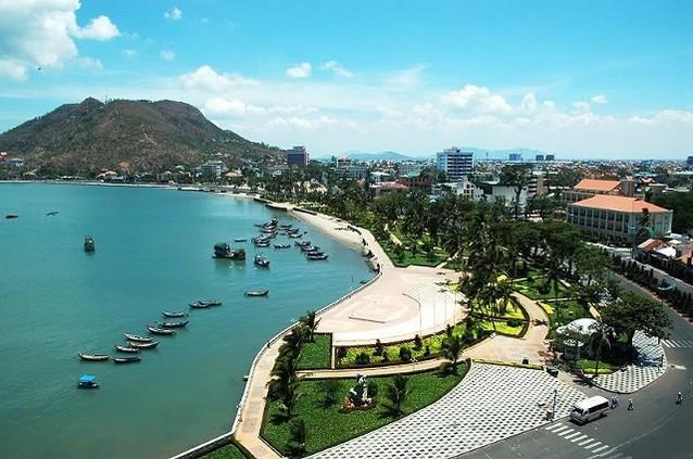 quần thể vui chơi giải trí, biệt thự sinh thái nằm ven biển Bà Rịa - Vũng Tàu