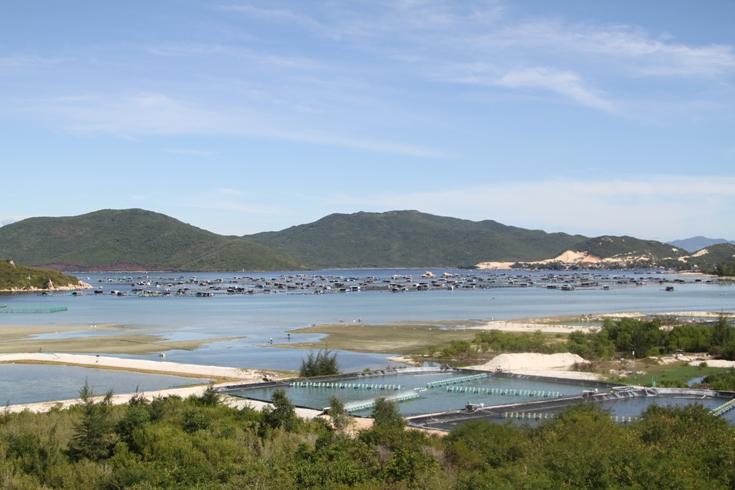 biển Khánh Hòa khu vực Bắc Vân Phong