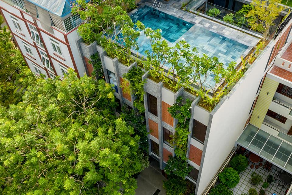 Khách sạn xanh ở Đà Nẵng