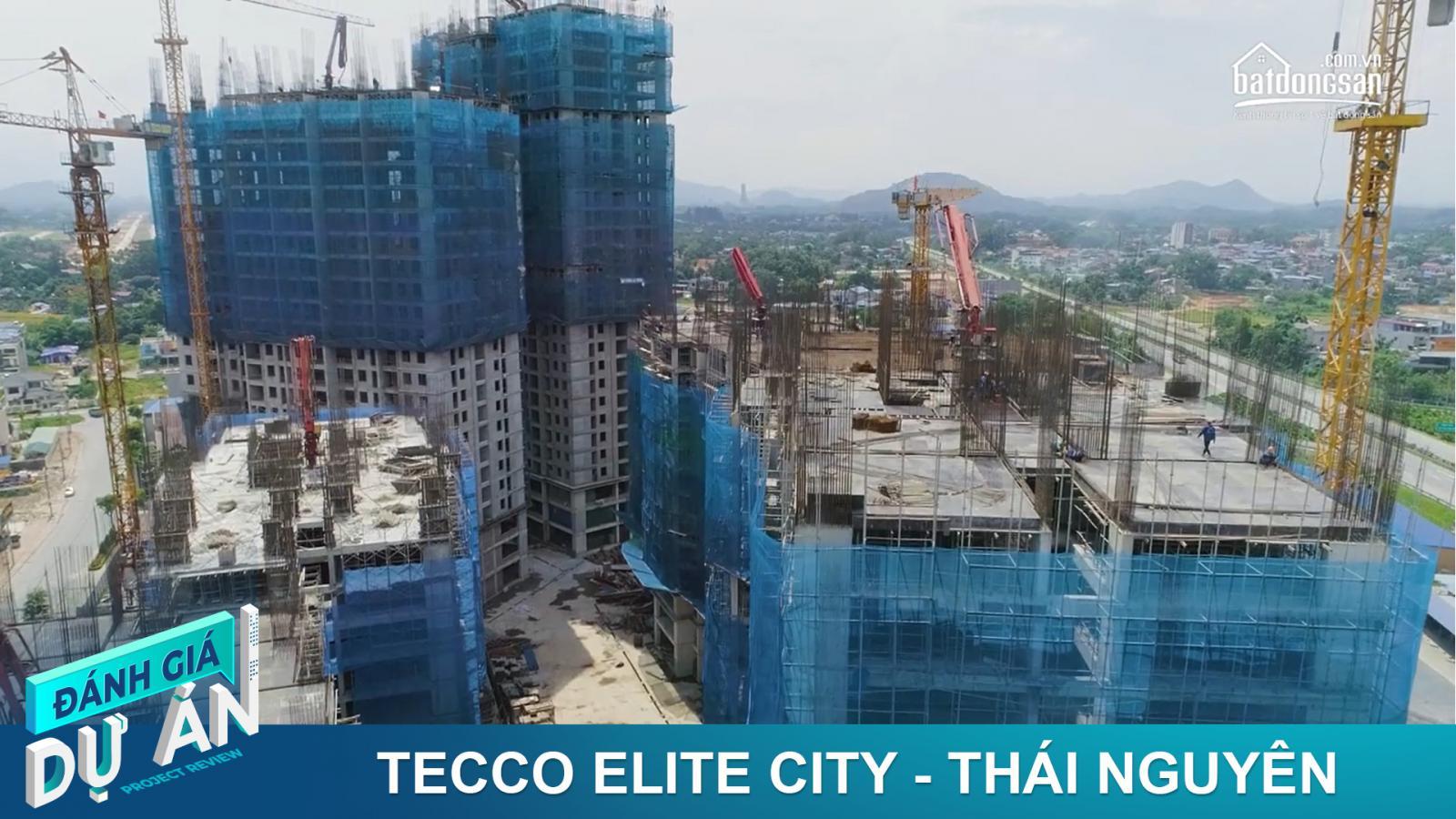 Tính đến giữa tháng 6/2020, trong số 6 tòa tháp đã có 3 tòa B, D, E đang được xây trên 15 tầng