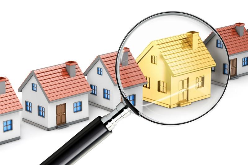 Kiểm tra kỹ ngôi nhà trước khi thuê.