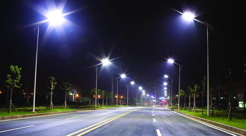 Trục đường chính kết nối với đường Trần Văn Giàu - TL10
