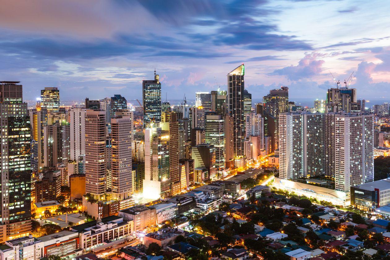 Thủ đô Philippines tiếp tục dẫn đầu tốc độ tăng trưởng giá nhà toàn cầu