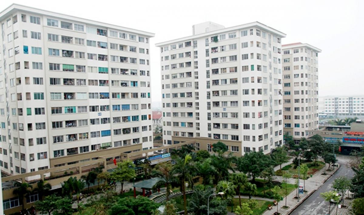 tòa nhà giá rẻ 20 triệu đồng/m2