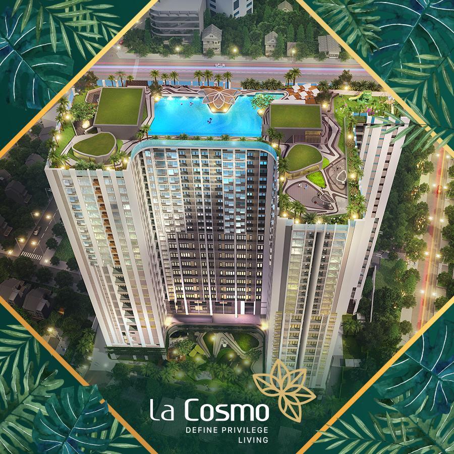 Phối cảnh dự án La Cosmo Residences