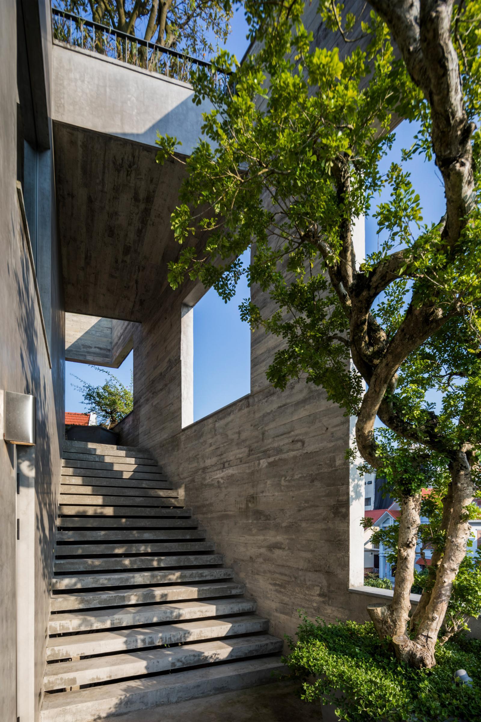 Biệt thư Hạ Long Villa thiết kế bởi VTN Architects