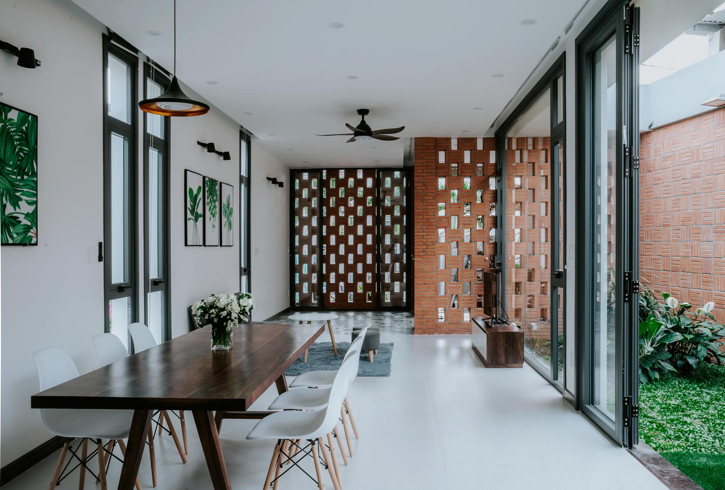Không gian nội thất nhà cấp 4