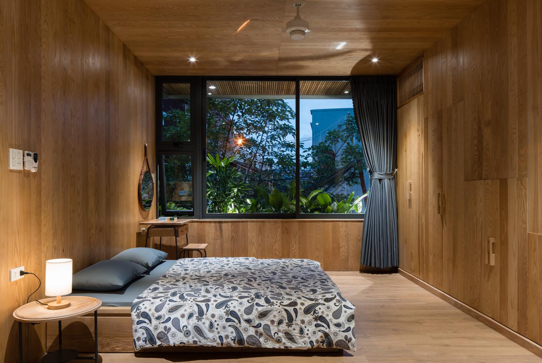 Một phòng ngủ của gia đình