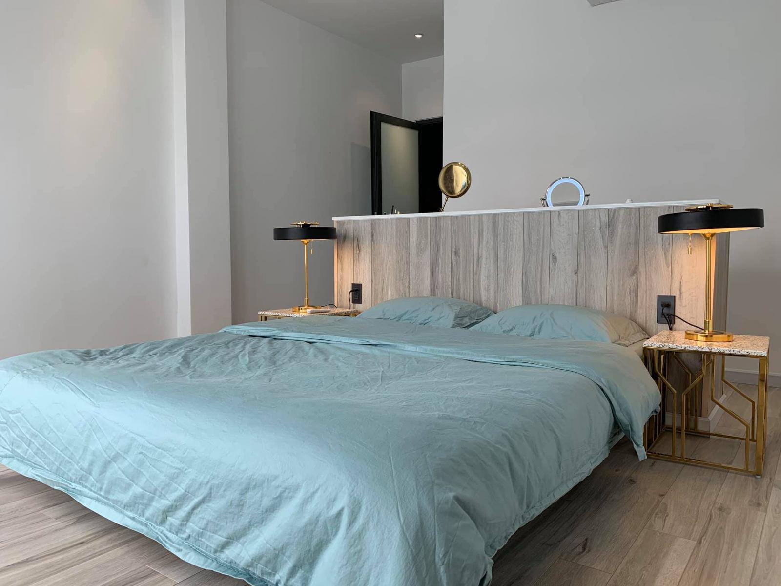 Phòng ngủ của bố mẹ