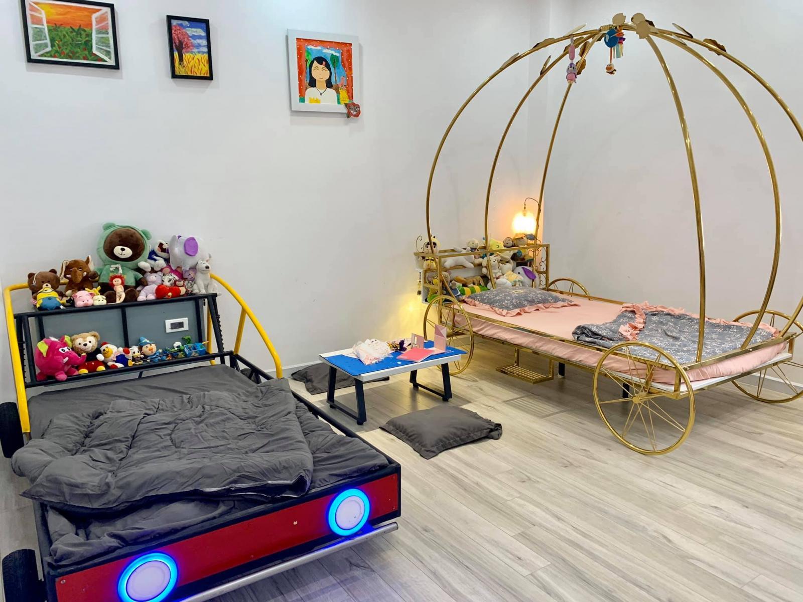 Phòng ngủ của hai con