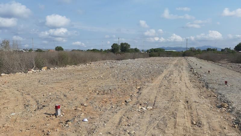 khu đất nông nghiệp phân lô tách thửa