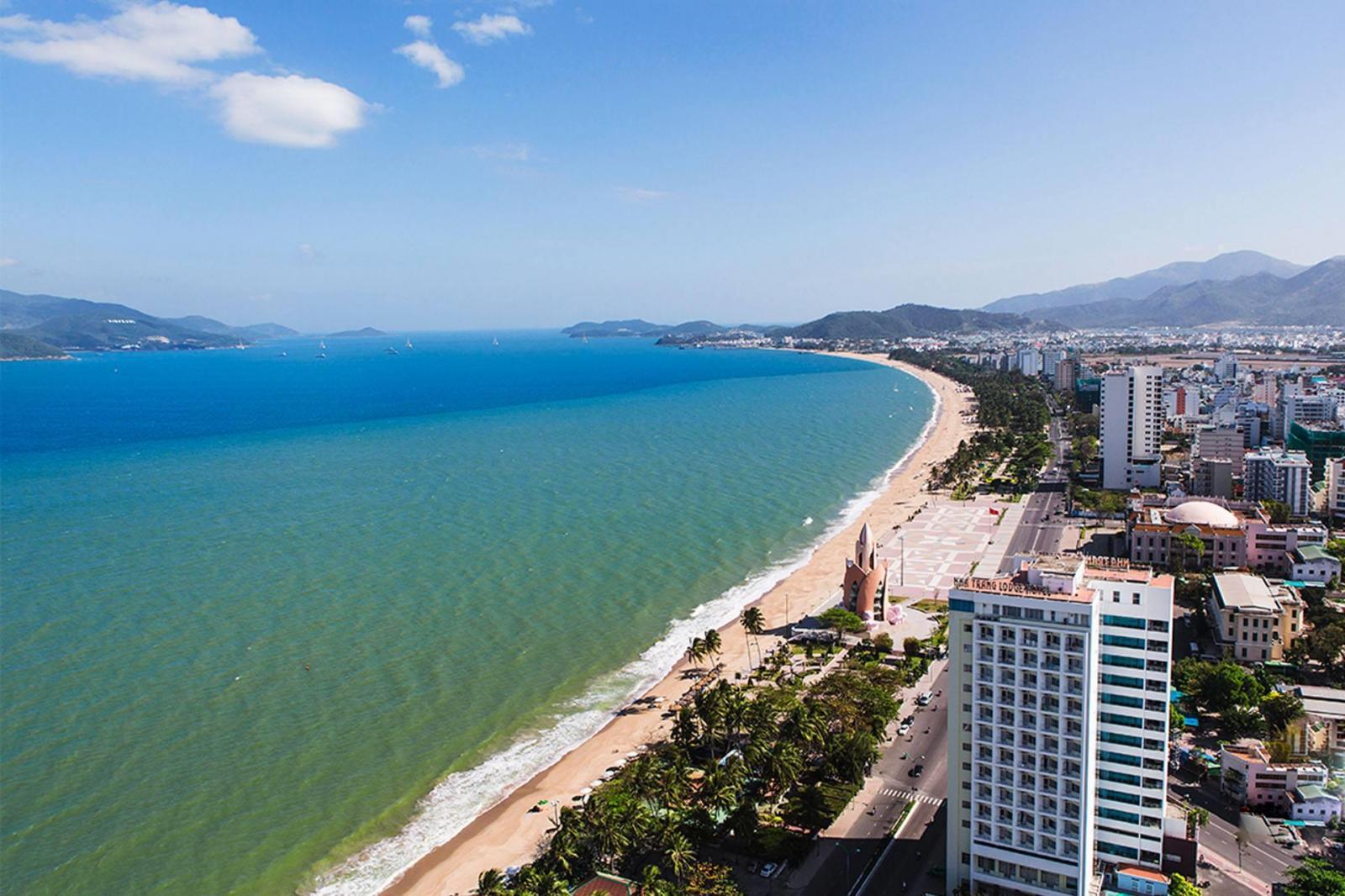 bất động sản nghỉ dưỡng nằm ven biển