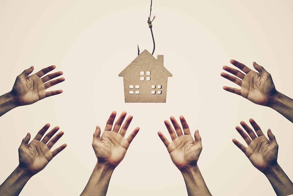 Sập bẫy mua bất động sản, dự án ảo