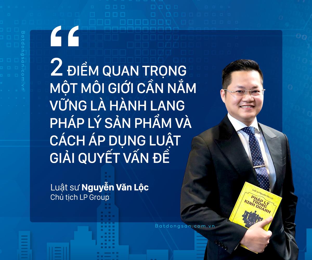 Chân dung luật sư Nguyễn Văn Lộc