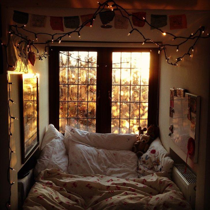 Phòng ngủ ấm cúng, thoải mái dù diện tích nhỏ
