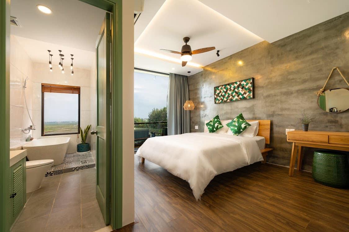 Phòng ngủ cho thuê dạng homestay