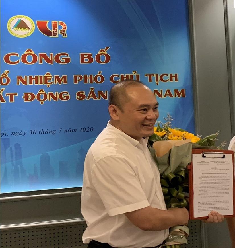 chân dung ông Đỗ Lê Quân - tân Phó Chủ tịch Hội môi giới Bất động sản Việt Nam