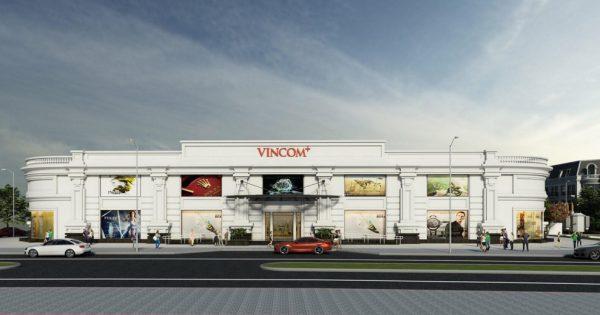 Trung tâm thương mại Vincom+