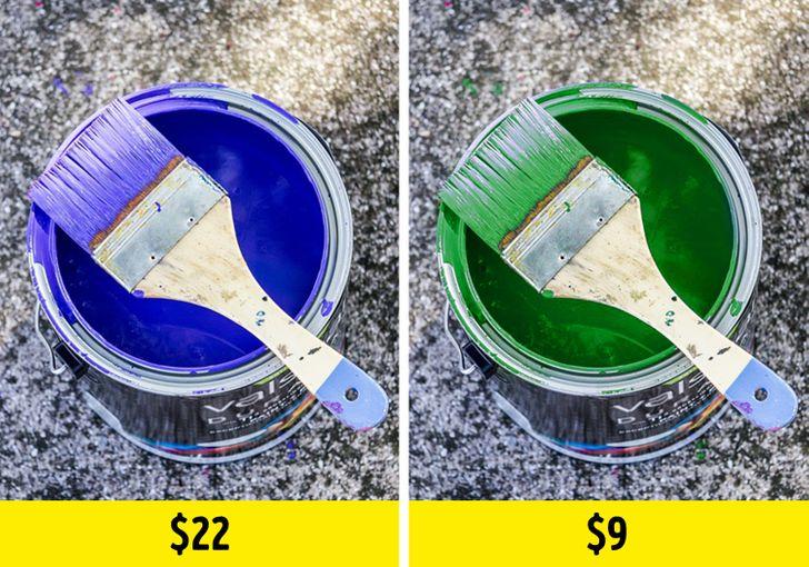 Mua sơn thanh lý để tiết kiệm chi phí cải tạo nhà