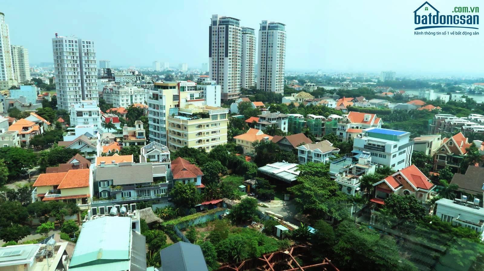 Một góc thị trường căn hộ khu Đông TP.HCM