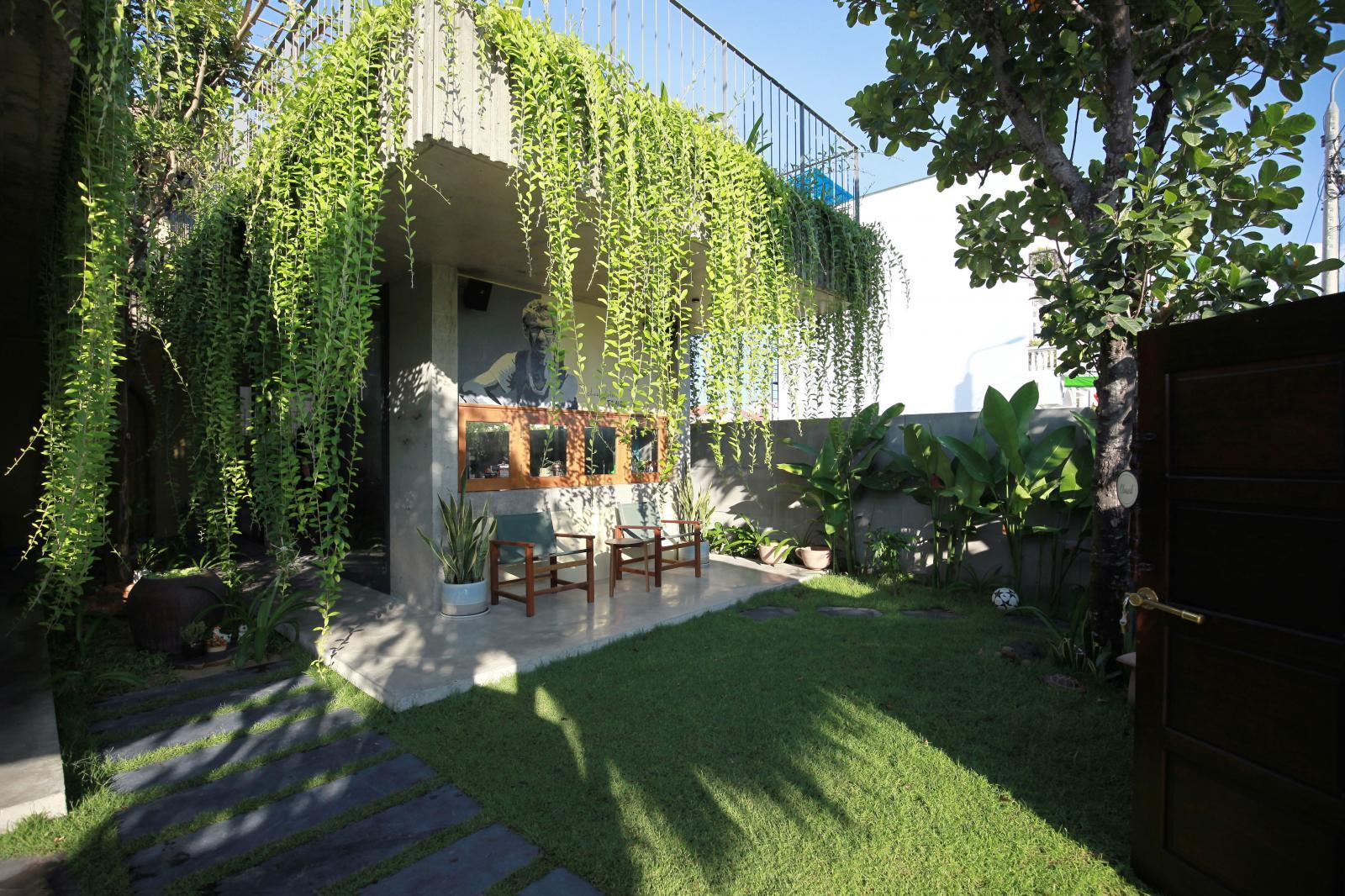 Góc sân vườn