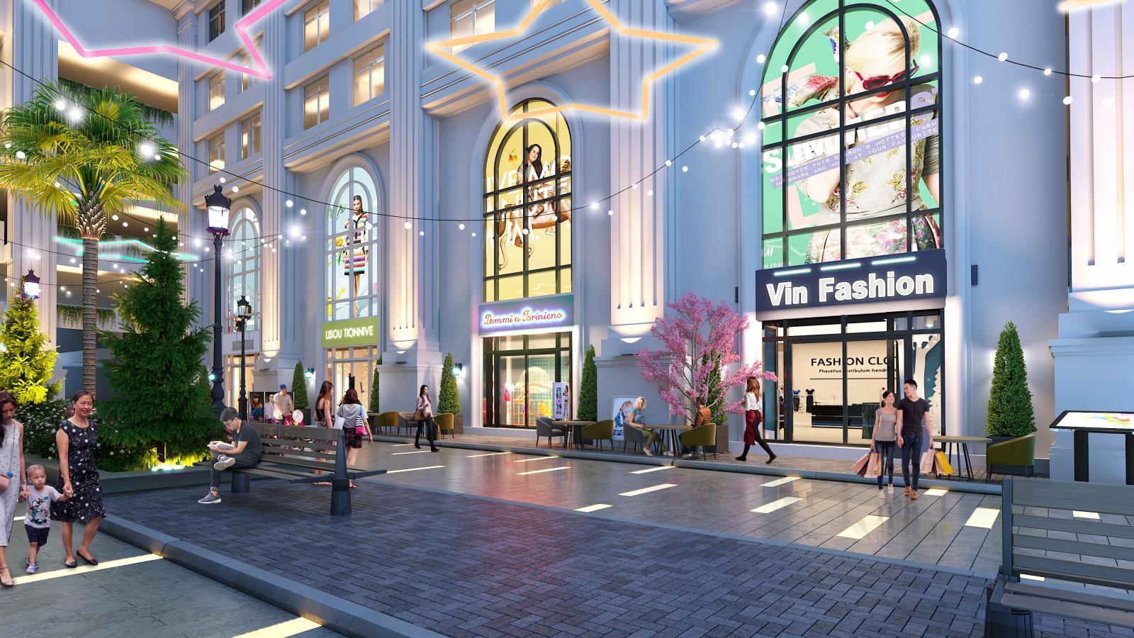 Khu phố thương mại