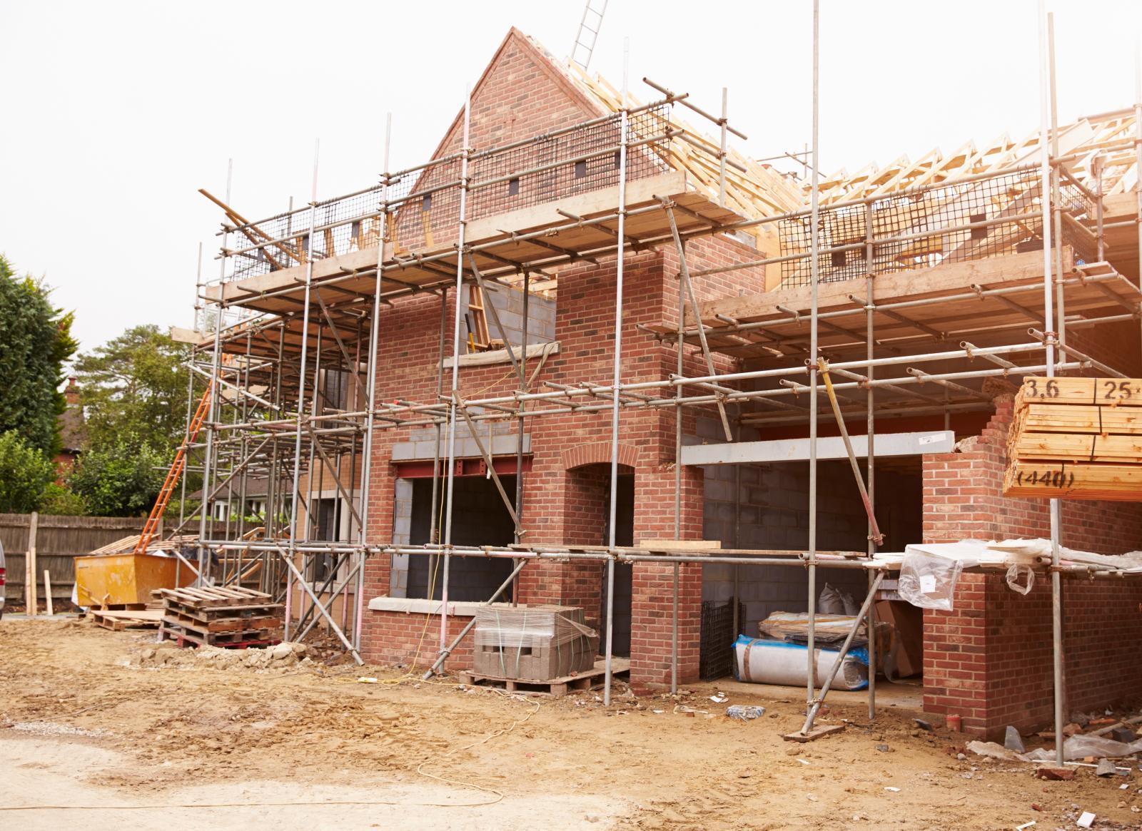 Quy trình xây nhà đầy đủ, chi tiết nhất