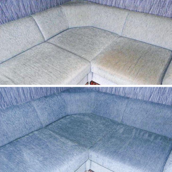 Nên giặt vỏ bọc ghế sofa định kỳ 2 lần/năm