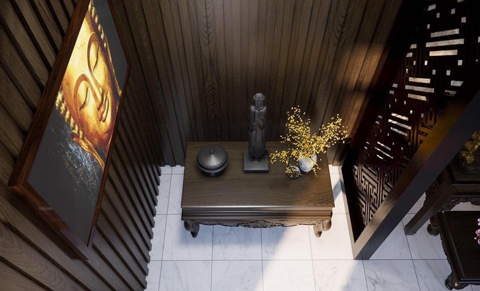 Gian thờ Phật