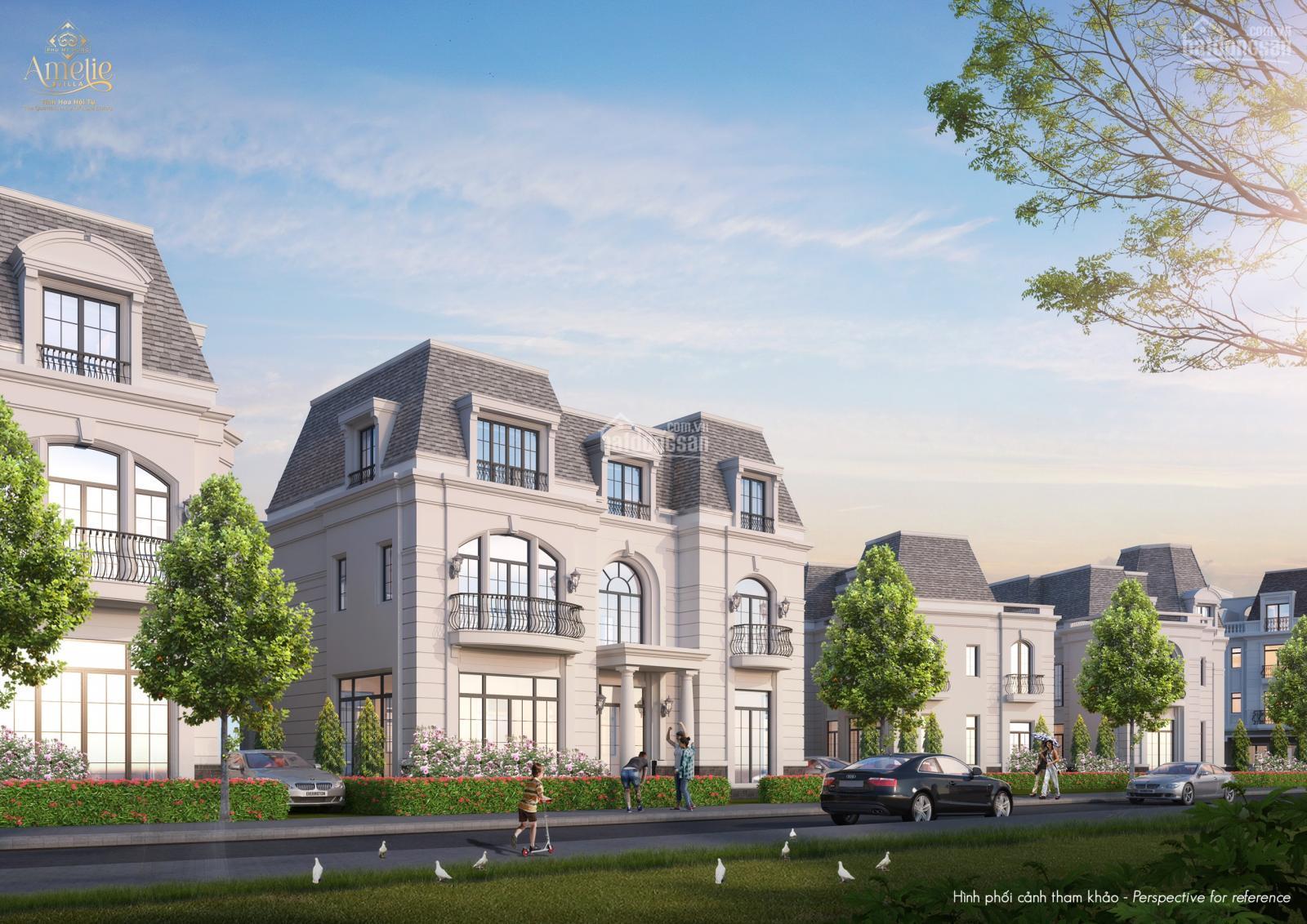 Nhà phố amelie villa phú mỹ hưng  cơ hội đầu tư sinh lợi hấp dẫn  giá gốc 8,9 tỷ