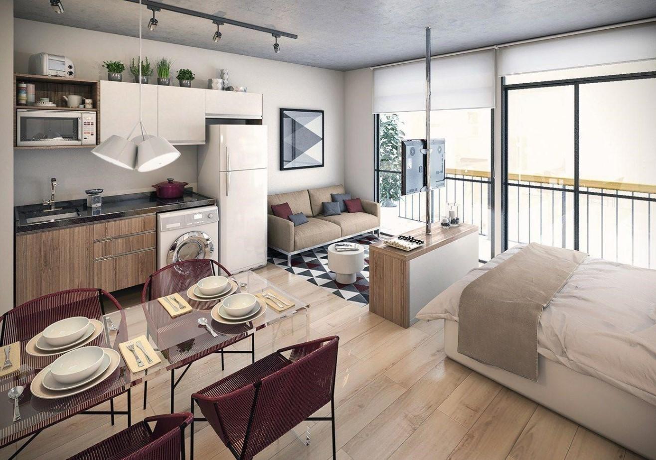 căn hộ Studio Apartment