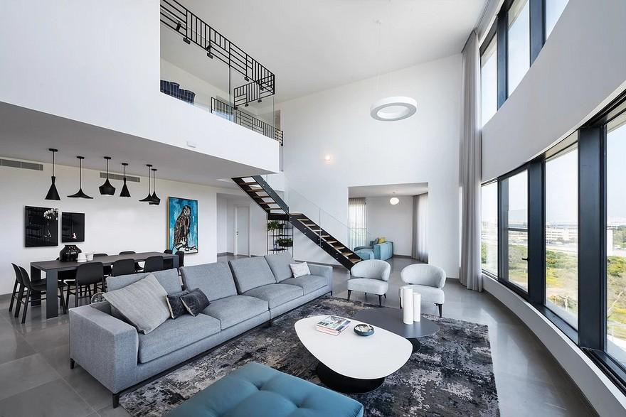 Căn hộ Duplex Apartment