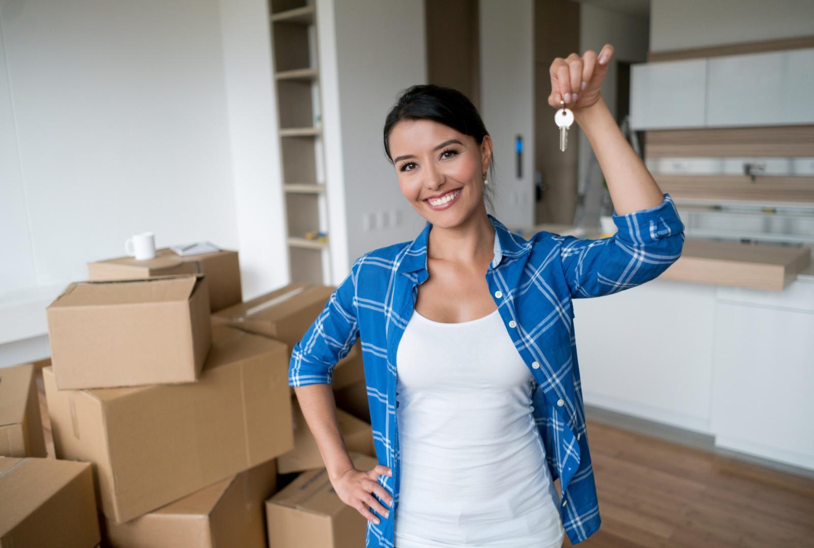 Vì sao phụ nữ độc thân giỏi mua nhà hơn đàn ông cùng cảnh ngộ?