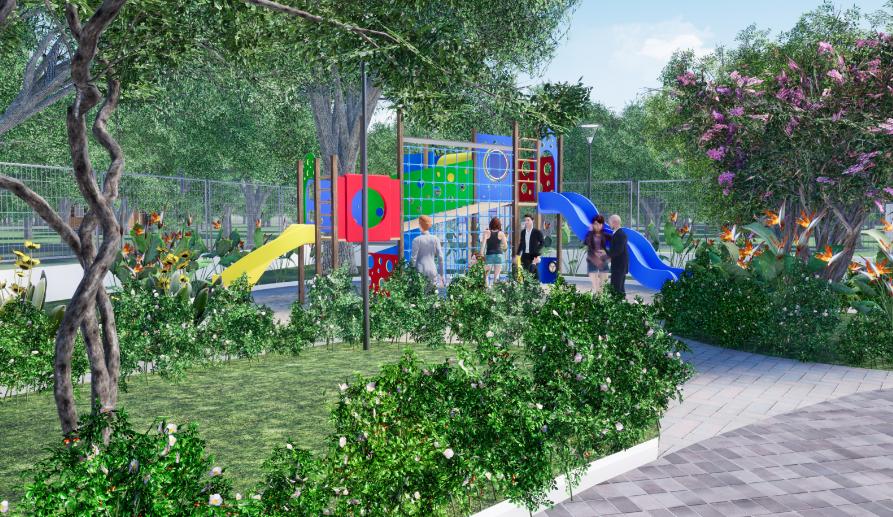 Hệ thống tiện ích nội khu dự án Lavela Garden