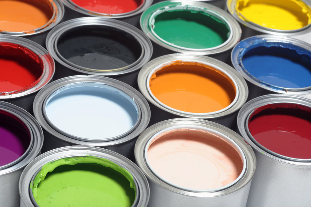 Kinh nghiệm chọn vật liệu xây nhà: sơn