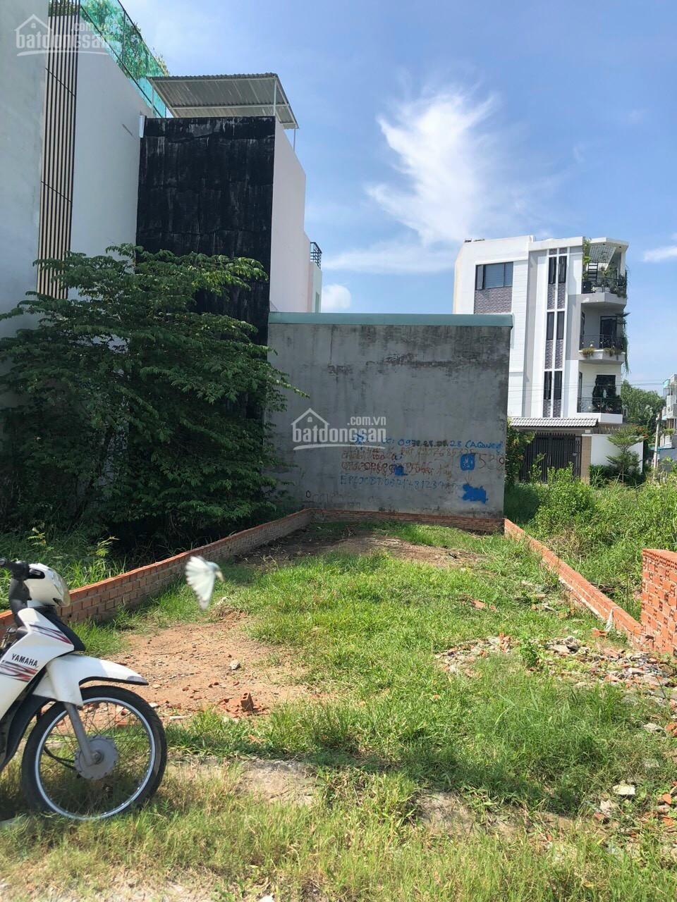 Bán lô đất nền đối diện siêu thị, tại Vĩnh Lộc B, sổ riêng, giá đầu tư