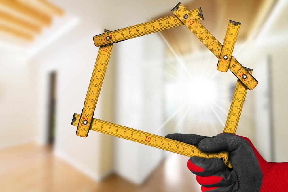 Minh hoạc cách tính m2 nhà khi xây