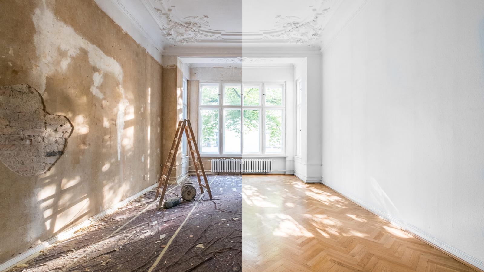 Những vấn đề cần làm rõ trước khi cải tạo nhà