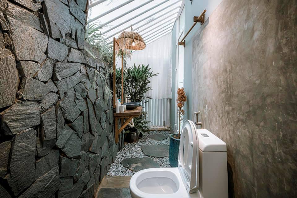 WC ngoài trời