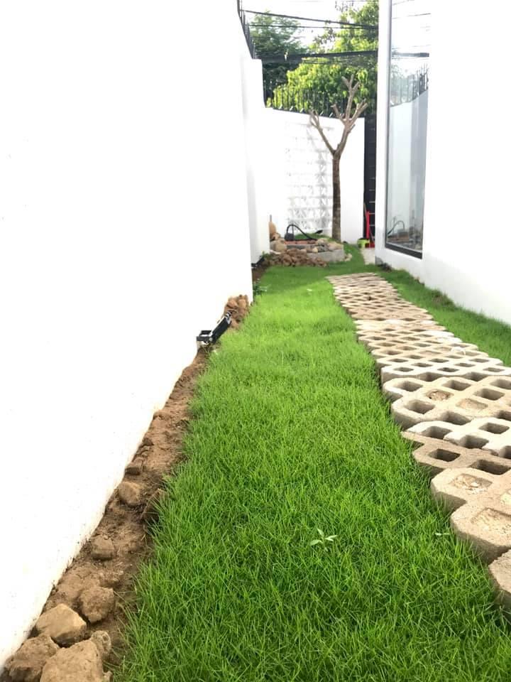 Biệt thự sân vườn đẹp