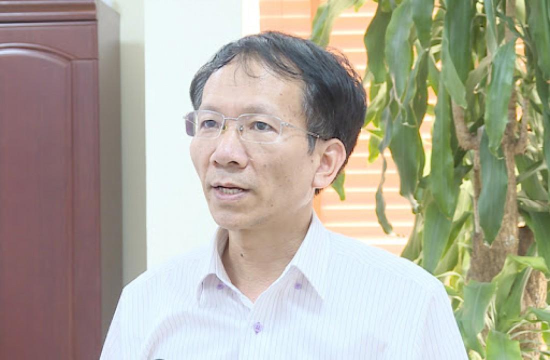 ông Nguyễn Mạnh Tuấn, Giám đốc Sở Xây dựng tỉnh Quảng Ninh