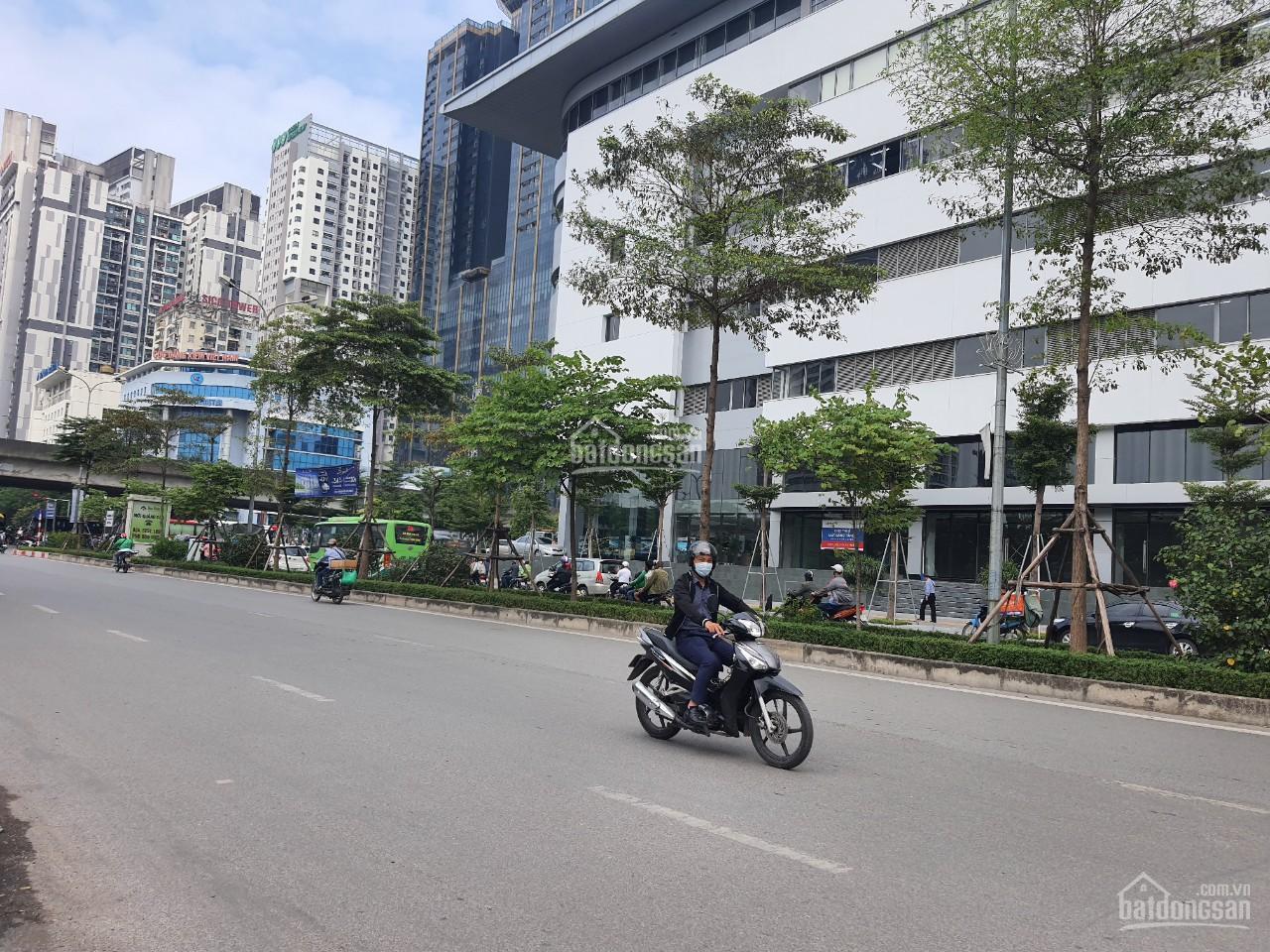 Hot! Cho thuê mặt bằng làm chi nhánh ngân hàng, phòng giao dịch gần bến xe Mỹ Đình, Nam Từ Liêm, DT