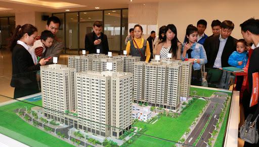 nhiều người đang xem xét mô hình dự án nhà ở thương mại