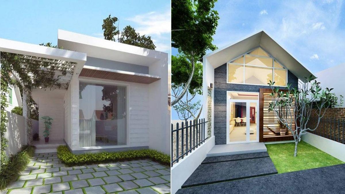 trước và sau cải tạo nhà cấp 4