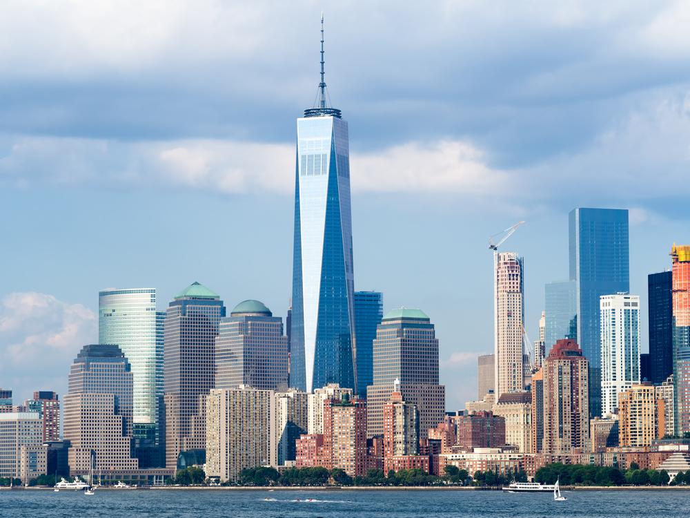 Tháp Trung tâm Thương mại Thế giới  - tòa nhà cao nhất nước Mỹ