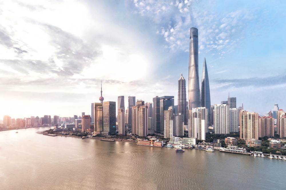 Tháp Thượng Hải - tòa nhà cao nhất Châu Á