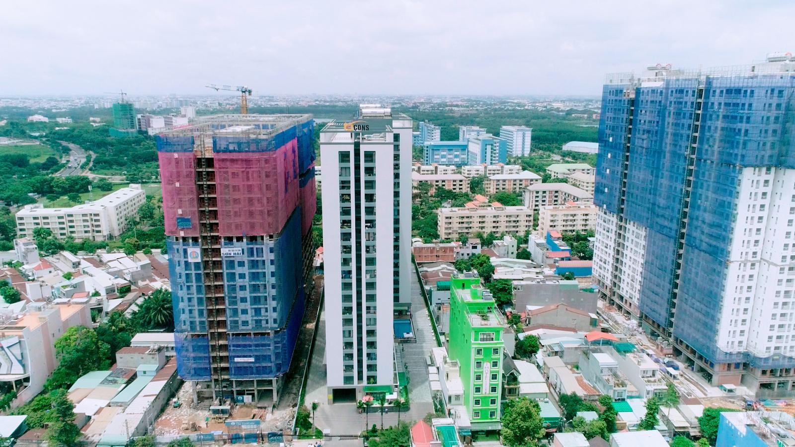 Bcons Suối Tiên đã bàn giao cho người mua nhà từ tháng 4/2020
